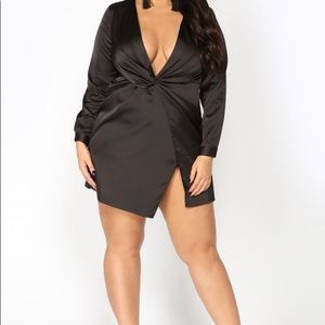 Black Sugar free dress